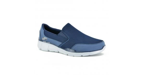 Champion Deportivo Skechers Relaxed Fit Equalizer 3.0 Bluegate Wide Fit Horma Ancha Navy (351 9S2H2984 52984EWW_NVY)