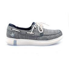 Zapato Casual Acordonado Skechers On the GO Glide Ultra Navy