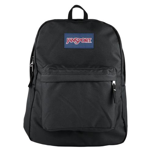Mochila Clasica Jansport Superbreak Black