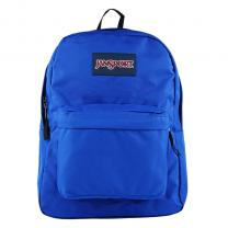 Mochila Clasica Jansport Superbreak Blue
