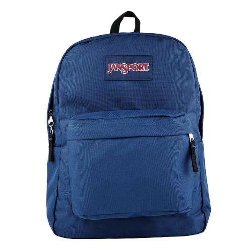 Mochila Clasica Jansport Superbreak Navy