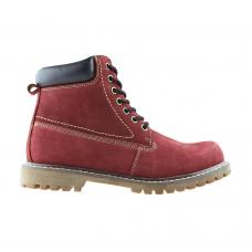 Bota Casual Baja de Cuero Hitec Ladies Original Padded