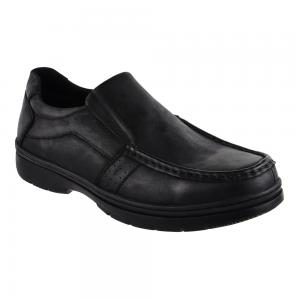 Zapato Casual De Cuero Hitec Escape 2.0 Slip-on