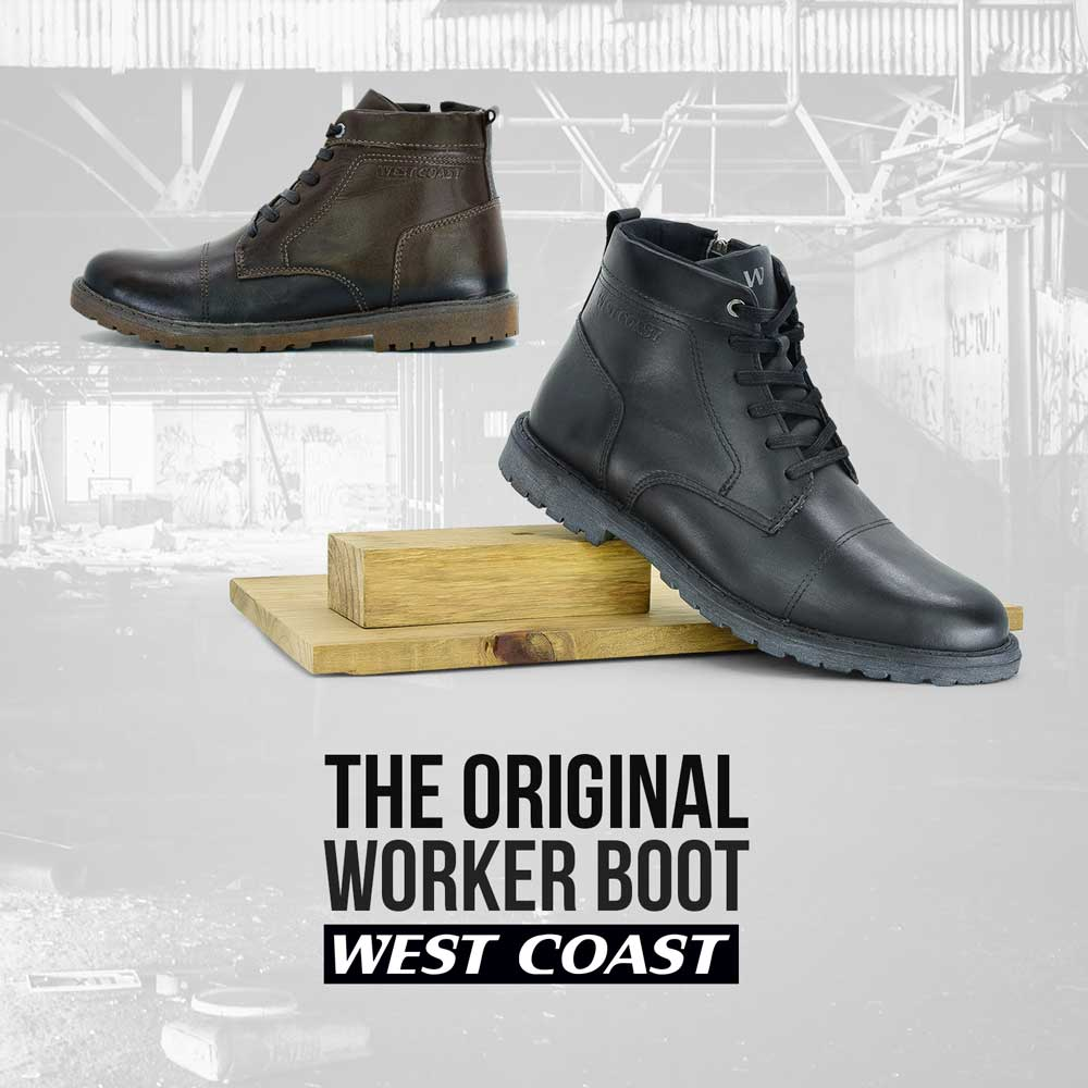 West coast botas uruguay invierno